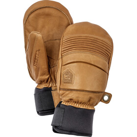 Hestra Leather Fall Line Mittens, cork